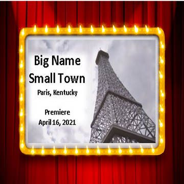 Big Name Small Town marque