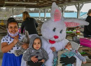 Bunnys family