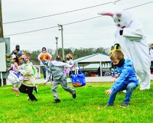 Kiwanis Club Easter Egg Hunt 2021