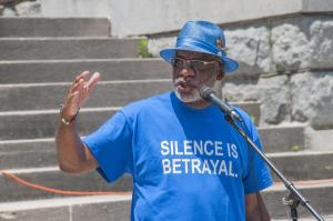 Black Lives Matter Rally, June 13, 2020
